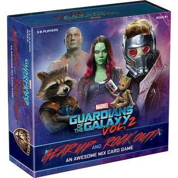 Guardians of the Galaxy, Vol. 2: Gear Up and Rock Out! board game