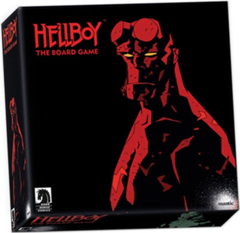 Hellboy: The Board Game board game