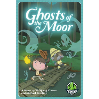 Ghosts of the Moor board game