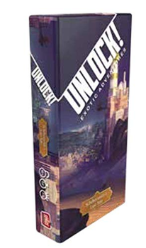 Unlock! Scheherazade's Last Tale board game
