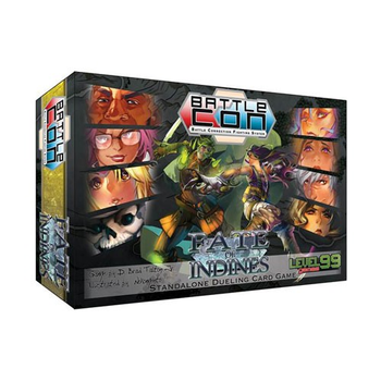 BattleCON: Fate of Indines board game
