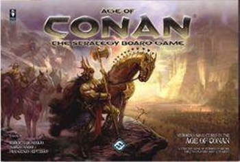 Age of Conan: The Strategy Board Game board game
