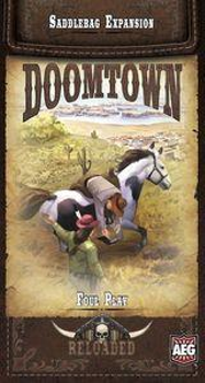 Doomtown: Reloaded - Foul Play board game