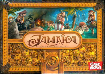 Jamaica board game