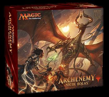 Magic: The Gathering - Archenemy: Nicol Bolas board game