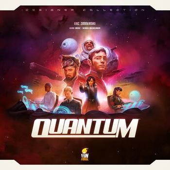 Quantum board game