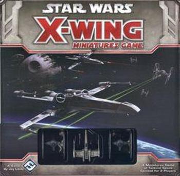 Star Wars X-Wing: Core Set board game
