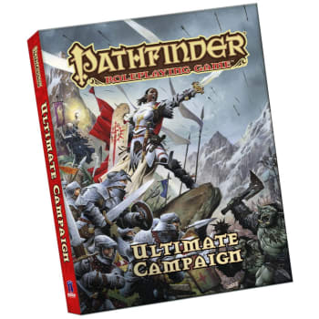 Pathfinder Roleplaying Game: Ultimate Campaign (Pocket Edition) board game