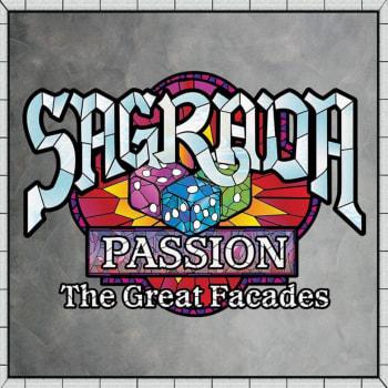 Sagrada: Passion board game