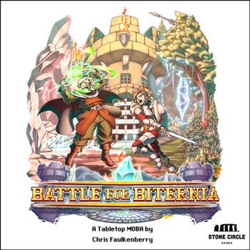 Battle for Biternia board game