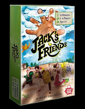 Jack's Friends board game