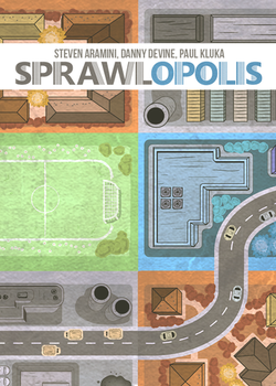 Sprawlopolis board game