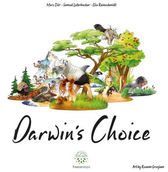 Darwin's Choice board game