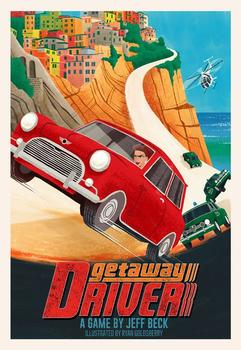 Getaway Driver board game