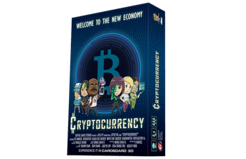 Cryptocurrency board game