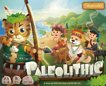 Paleolithic board game