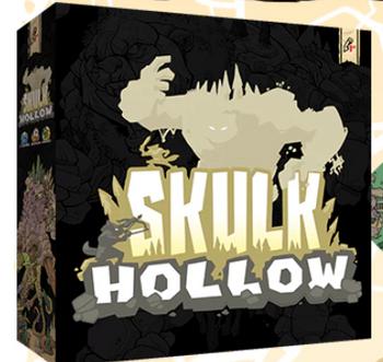 Skulk Hollow board game