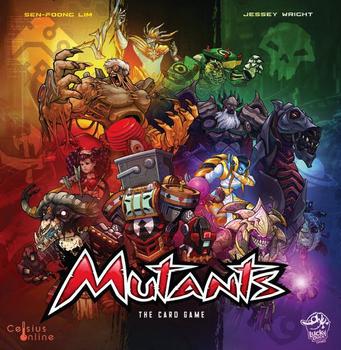 Mutants board game