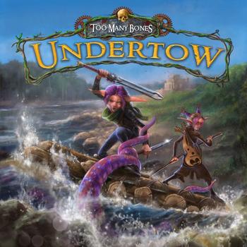 Too Many Bones: Undertow board game