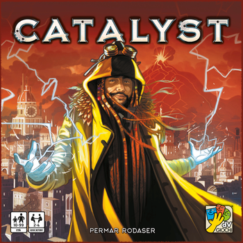 Catalyst board game