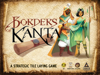 Borders of Kanta board game