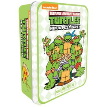 Teenage Mutant Ninja Turtles: Ninja Pizza Party board game