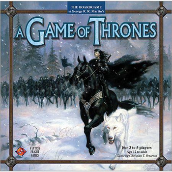 A Game of Thrones (first edition) board game