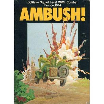 Ambush! board game