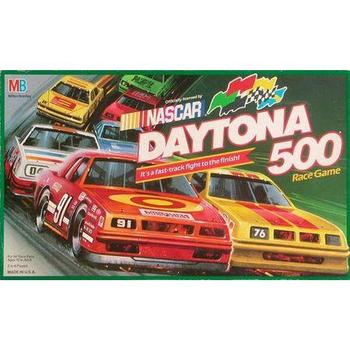 Daytona 500 board game