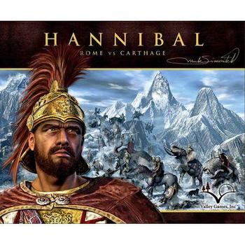 Hannibal: Rome vs. Carthage board game