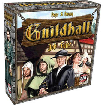 Guildhall: Job Faire board game