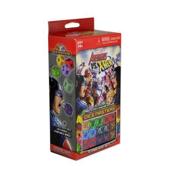 Marvel Dice Masters: Avengers vs. X-Men board game