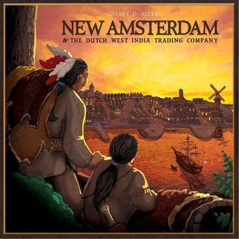 New Amsterdam board game