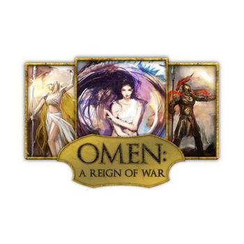 Omen: A Reign of War board game