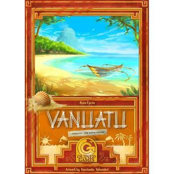 Vanuatu (Second Edition) board game