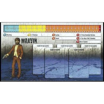 Zombicide Survivor: Marvin board game