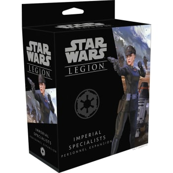 Star Wars: Legion - Imperial Specialists Personnel Expansion board game