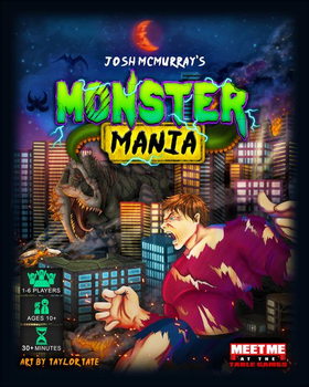 Monster Mania board game