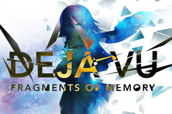 Deja Vu: Fragments of Memory board game