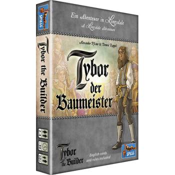 Tybor the Builder board game