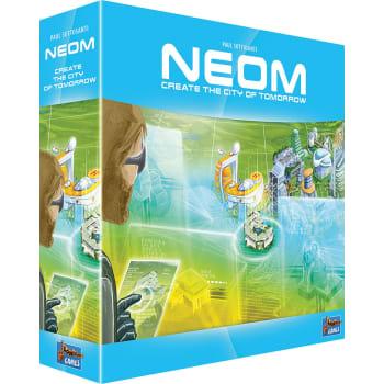 Neom: Create the City of Tomorrow board game