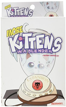 More Kittens in a Blender board game