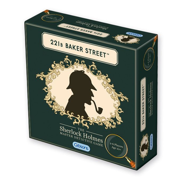 221B Baker Street: The Master Detective Game board game