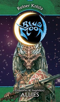 Blue Moon: Emissaries & Inquisitors – Allies board game