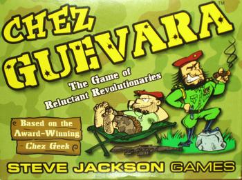 Chez Guevara board game