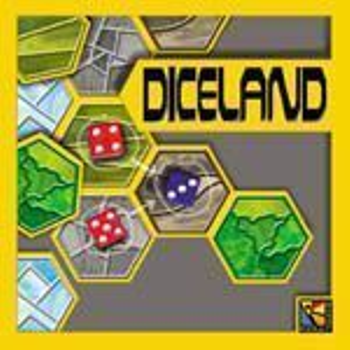 Diceland board game