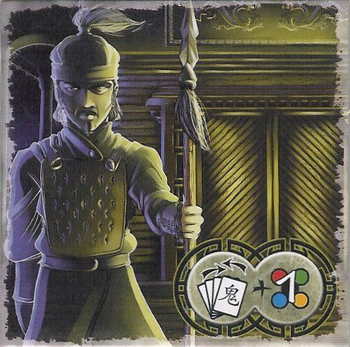Ghost Stories: The Guardhouse Expansion board game