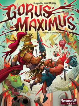 Gorus Maximus board game