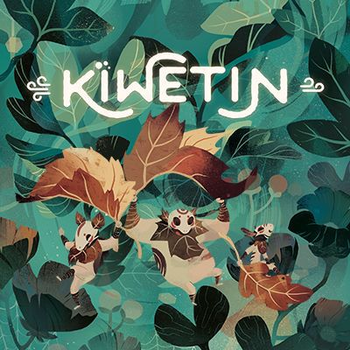 Kiwetin board game
