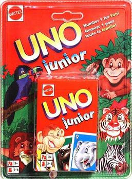 UNO Junior board game